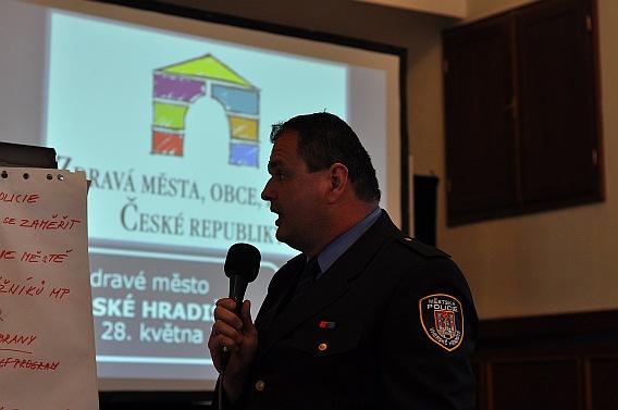 Bezpečnostní problémy města Uherské Hradiště 2014